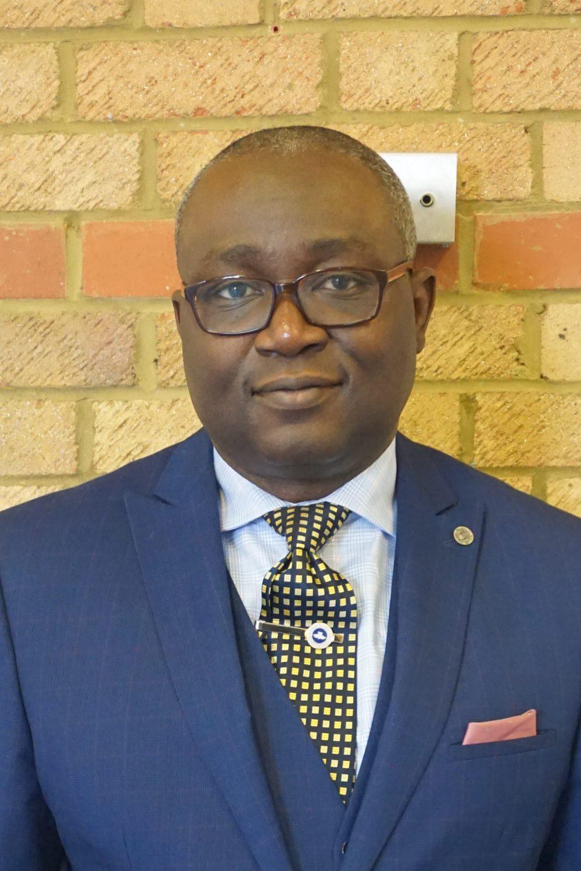 Assistant Pastor Ronald Akinnawo